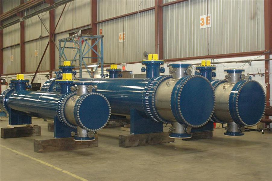 Titanium Condenser & Cooler Manufacturer | Titanium