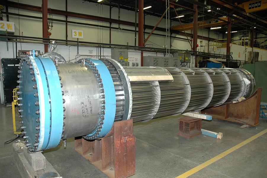 Titanium Condenser & Cooler Manufacturer | Titanium Fabrication Corp