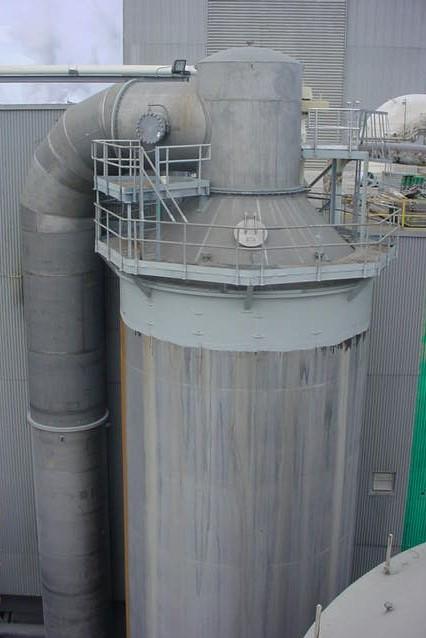 Titanium Bleach Plant Fabrication | Titanium Fabrication Corp